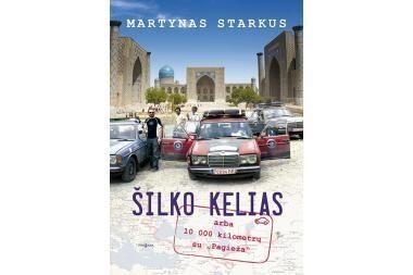 Martyno Starkaus knygoje – kelionės užrašai