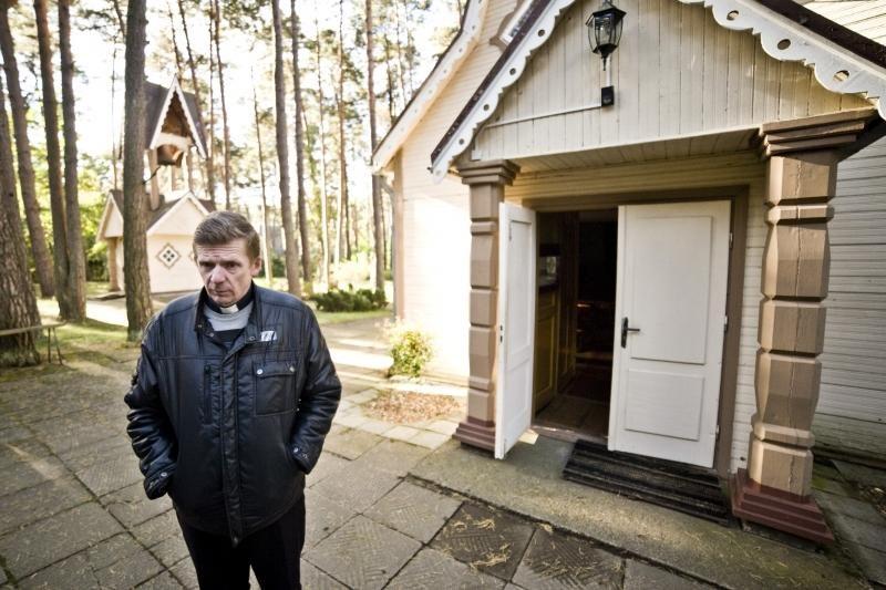 Per pusmetį padegta jau antra Kauno rajono bažnyčia?