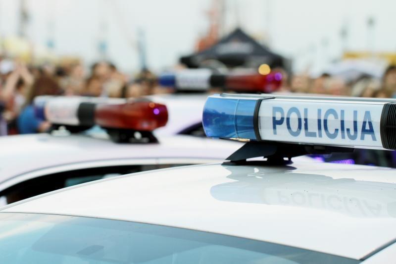 Per dviračio ir automobilio susidūrimą Panevėžyje nukentėjo mažametis