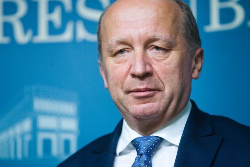 """VTEK svarstys A.Kubiliaus elgesį dėl galimo """"Achemos"""" protegavimo"""