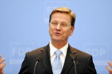 Vokietijos partija iš svarbaus posto pašalino JAV slaptą informaciją nutekinusį narį
