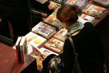 Vilniaus knygų mugėje leidėjai žada kovoti už teisę skaityti