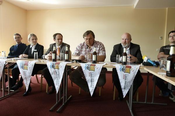 Klaipėdos laivų paradas pasiruošęs startui (programa)