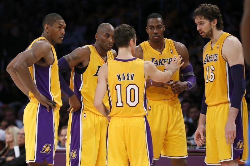"""""""Lakers"""" gali atsisakyti M.World Peace paslaugų"""
