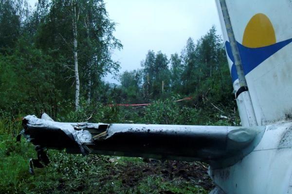 Sibire sudužus keleiviniam lėktuvui, žuvo 11 žmonių (atnaujinta)