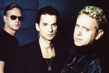 """Naujausias """"Depeche Mode"""" albumas - vinilinėje plokštelėje"""