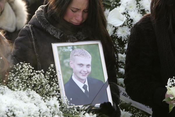 Per pedofilijos skandalą sūnaus netekusi M. Milinienė prašo apsaugos