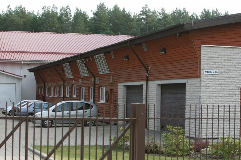 Europarlamentarai apsilankys tariamame CŽV kalėjime Antaviliuose