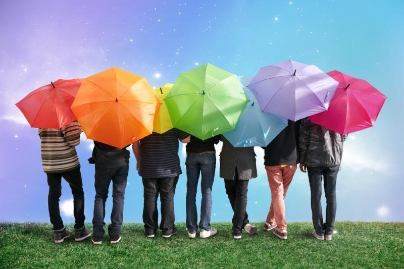 Sekmadienį Lietuvoje numatomi trumpi krituliai