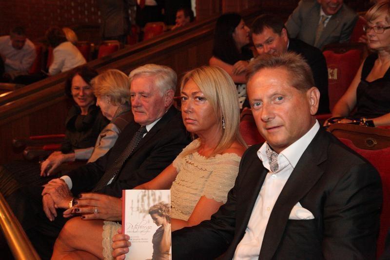 Lietuvos melomanams - smuiko virtuozės A.S.Mutter koncertas