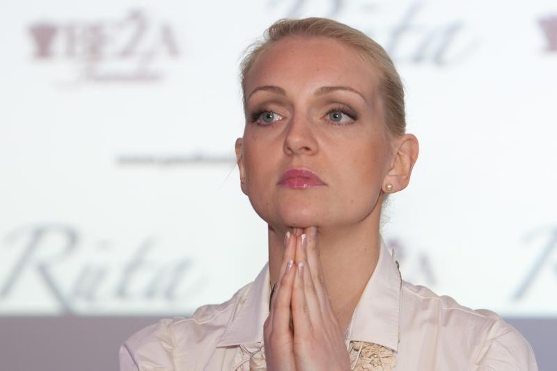 R.Ščiogolevaitė: naujas albumas – tarsi puslapiai iš mano dienoraščio