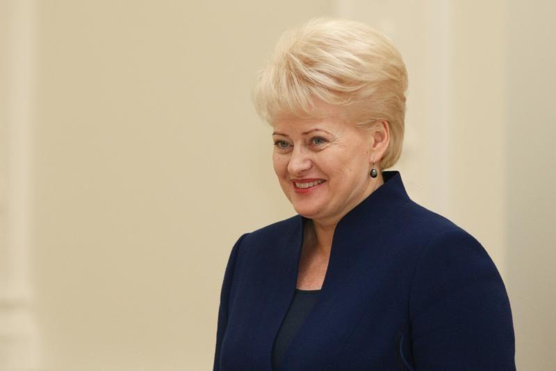 Prezidentė atsakė Antikorupcijos komisijai
