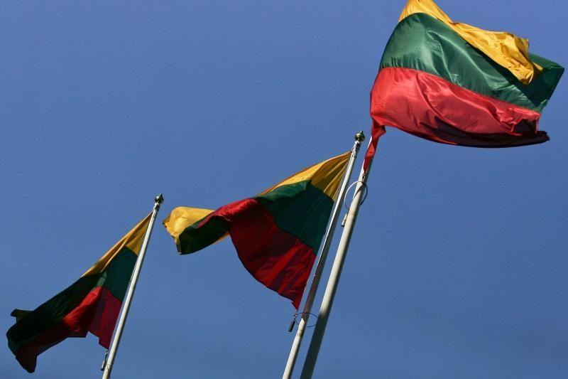 Plungėje išniekinta ant teismo pastato kabojusi Lietuvos vėliava