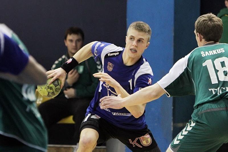 Lietuvos vyrų rankinio lygos čempionas paaiškės po finalo serijos