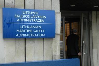 Svarstoma galimybė sujungti laivybos priežiūros įstaigas