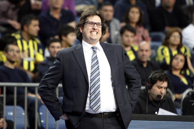 A.Trinchieri: lietuviai tikrai žino, kaip žaisti krepšinį