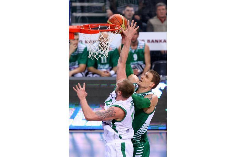 A.Trifunovičius: žiūrovai – stabiliausias mūsų žaidėjas