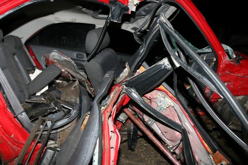Molėtų rajone sūnaus sukeltoje avarijoje žuvo jo tėvas ir motina