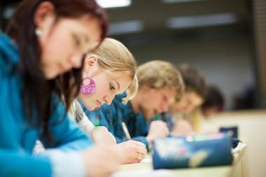 Egzaminai – tik kelio pradžia. Kaip įveikti baimę?