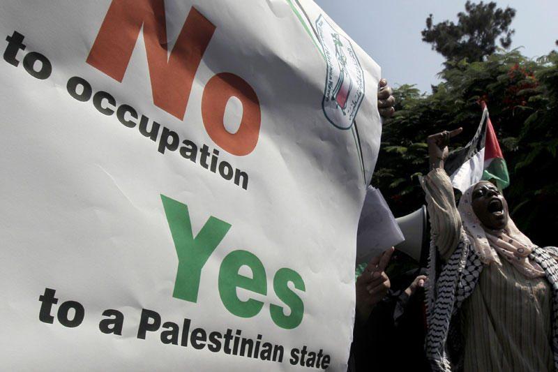 Izraelį ir palestiniečius ragina grįžti prie derybų stalo