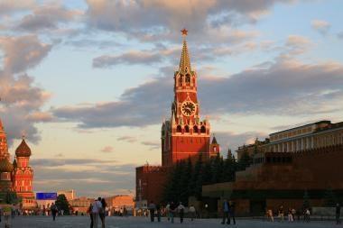 Maskva naują merą turi pasirinkti per 9 dienas