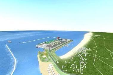 Ministras - prieš giliavandenio uosto kūrimą Klaipėdoje