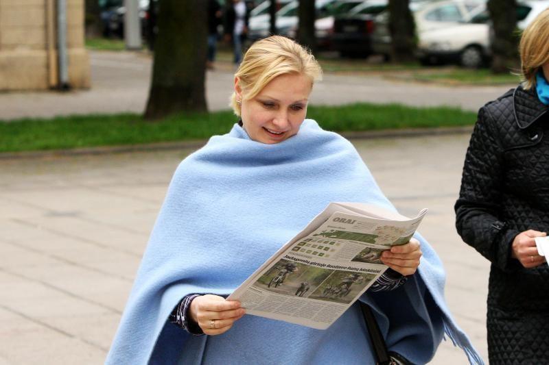 Šventės proga – tik geros naujienos ir nemokamas laikraštis