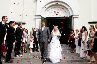 Klaipėdoje renkamos vietos santuokoms registruoti