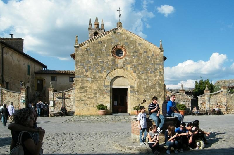 Šaunusis septynetas po Italiją keliavo piligrimų takais