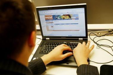 Interneto duomenų srautas padidėjo 62 proc