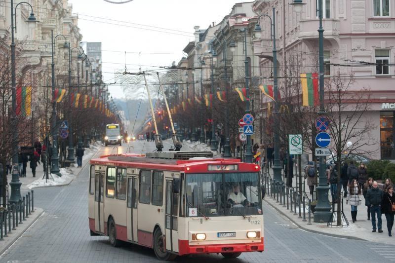 Nuo rugpjūčio 1 dienos keisis kai kurių autobusų ir troleibusų tvarkaraščiai