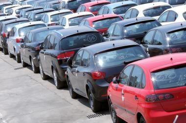 Pasaulio automobilių rinką gelbės Indija ir Kinija