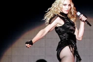 U2, Madona, Britney Spears aplenks Lietuvą dėl mokesčių?
