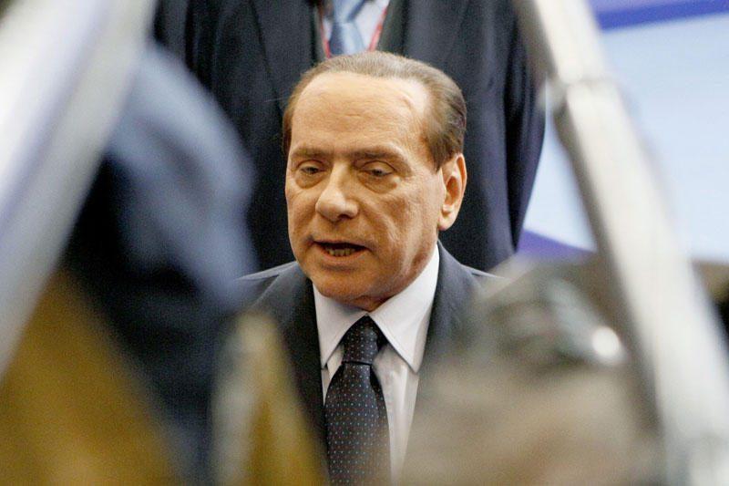 Italija pradeda formuoti naują vyriausybę