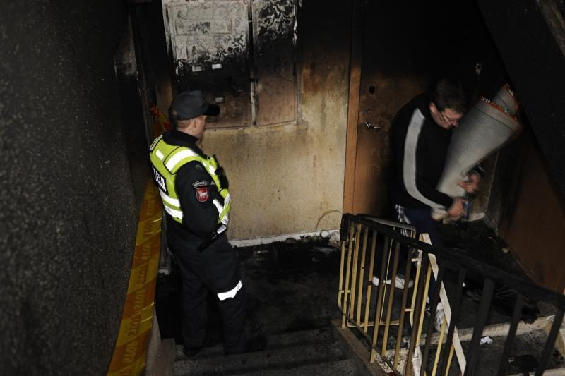 Degusio daugiabučio remontui – 30 tūkst. litų iš rezervo fondo