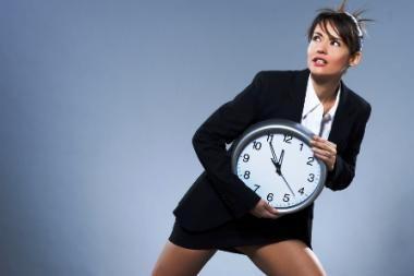 Mokslininkai: laikas gali baigtis