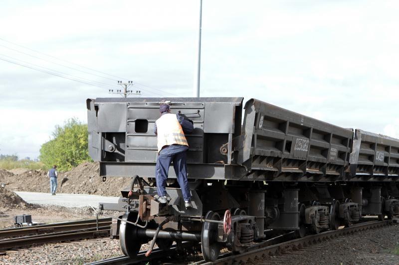 Rimkų geležinkelio pervažą uždarys jau pirmadienį