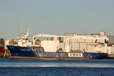 """""""Vakarų laivų remontas"""" modernizuos norvegų laivą"""