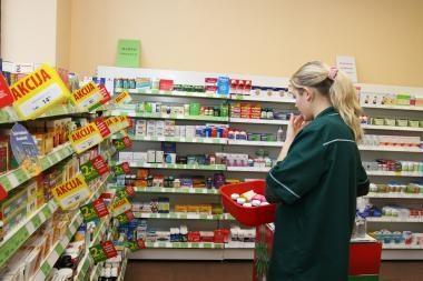 Vaistų rinką kontroliuos ir pacientai