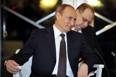 V.Putinas: Rusija PPO taisykles priims tik į šią organizaciją įstojusi