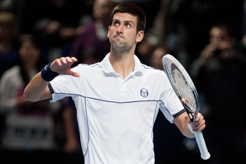 Balkanų šalių metų sportininko titulas - tenisininkui N. Džokovičiui