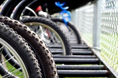 Palangoje pavogti 10 tūkst. litų vertės dviračiai