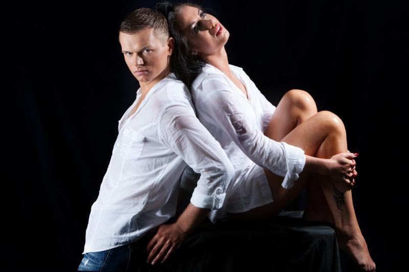 I. Kazlauskaitė apie savo šokių partnerį: jis vertas nuodėmės