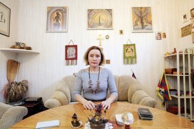Būrėja V.Budraitytė: