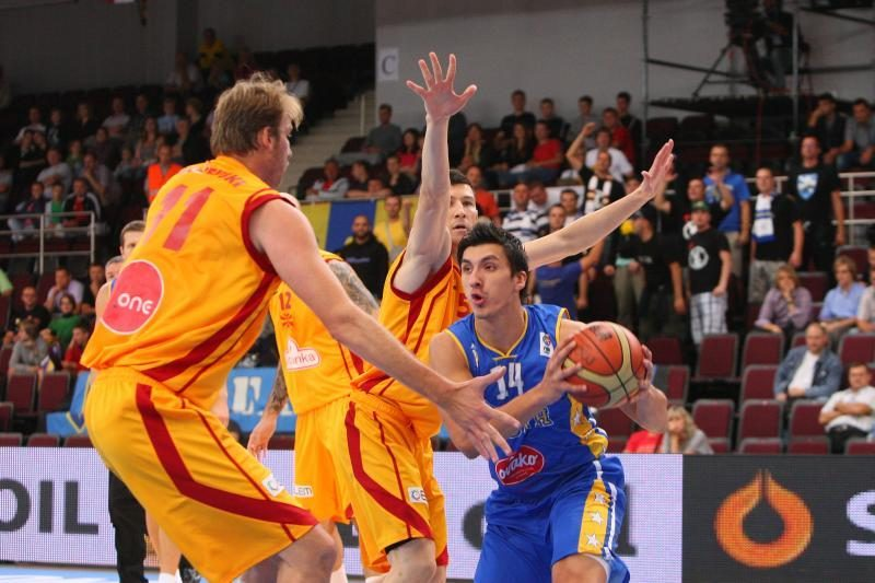 Makedonai užtrenkė bosniams duris į kitą etapą