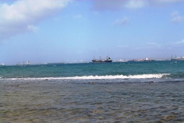 """""""Ragainė II"""" jau Ramiajame vandenyne"""