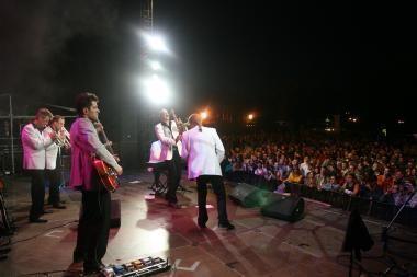 Pilies džiazo festivalį keičia padėkos koncertas (programa)
