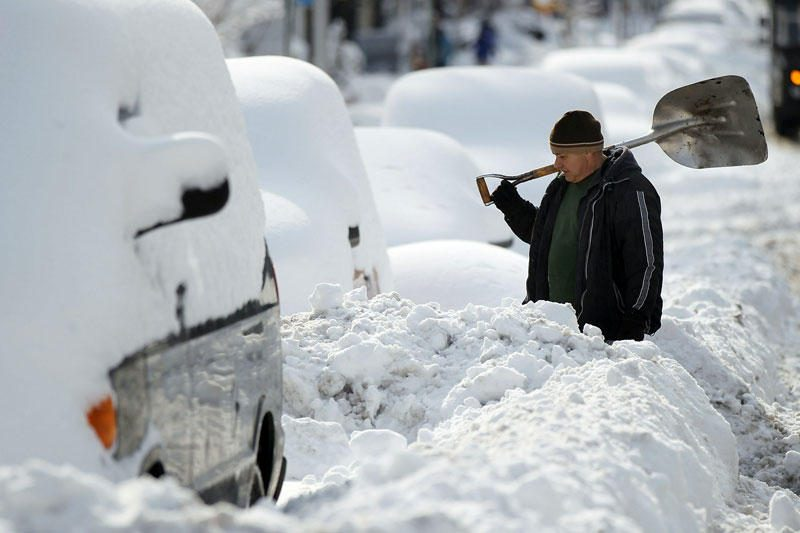Šalčio aukų skaičius Europoje artėja prie 300