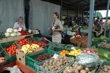 Palangoje – turgaus šventė (programa)