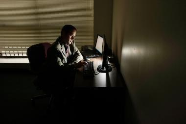 Internetu naudojasi vos 30 proc. rusų